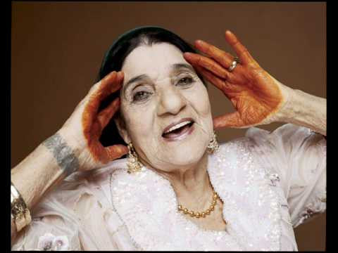 Cheikha Rimitti / May 8, 1923 - May 15, 2006