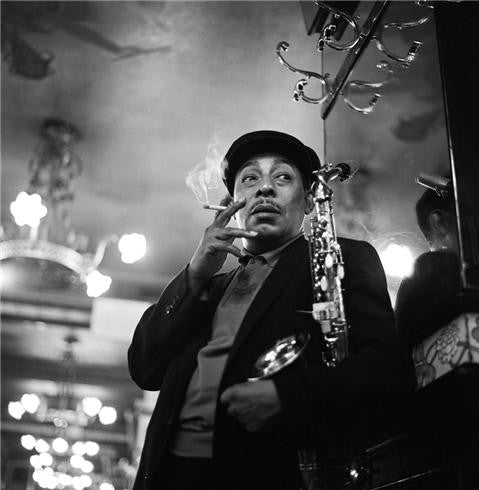 Johnny Hodges / July 25, 1906 - May 11, 1970