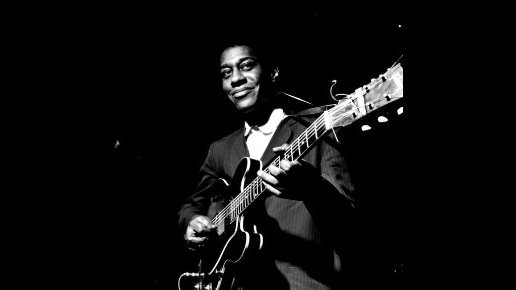 Grant Green / June 6, 1935 - Jan 31, 1979