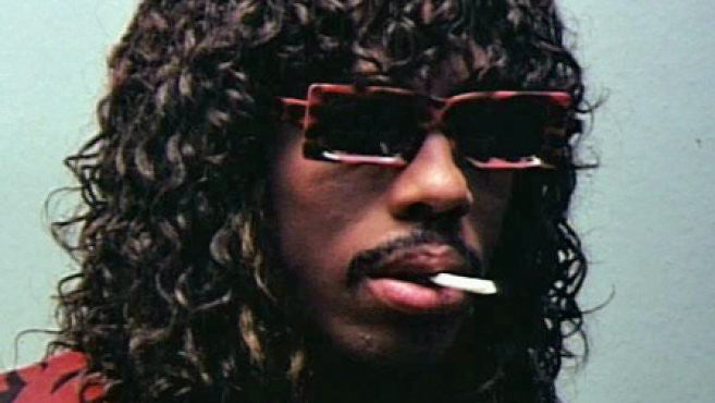 Rick James / Feb 1, 1948 - Aug 6, 2004