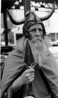 Moondog / May 26, 1916 - Sept 8, 1999