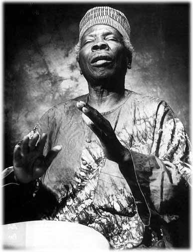 Babatunde Olatunji / April 7, 1927 - April 6, 2003