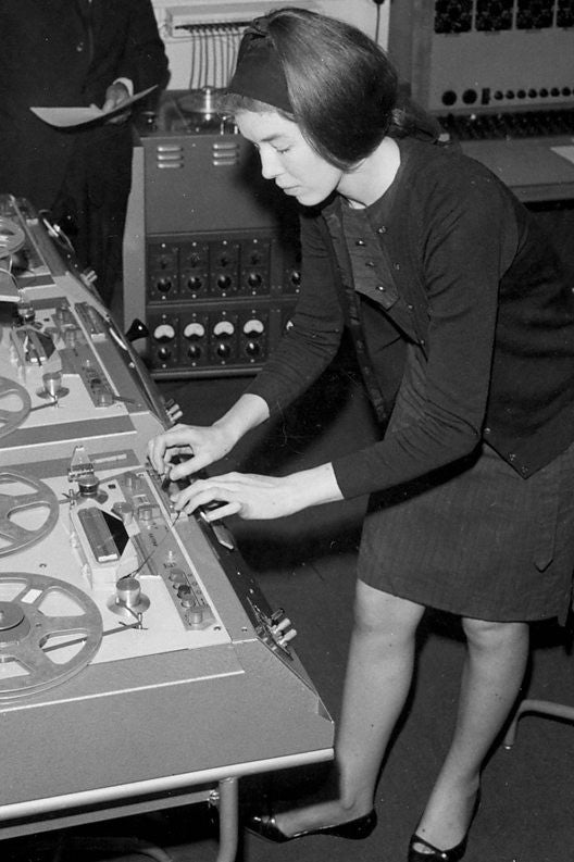 Delia Derbyshire / May 5, 1937 - July 3, 2001