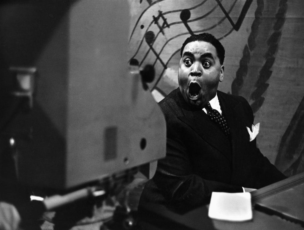 Fats Waller / May 21, 1904 - Dec 15, 1943