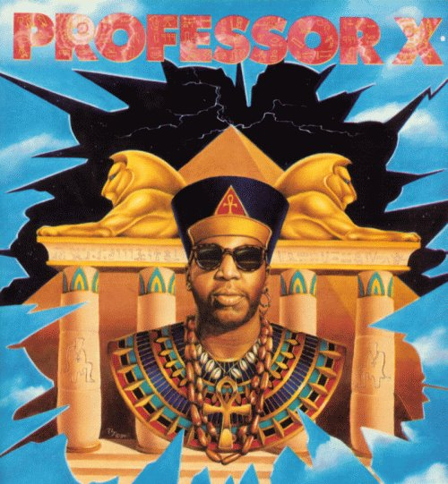 Professor X The Overseer / Aug 4, 1956 - March 17, 2006