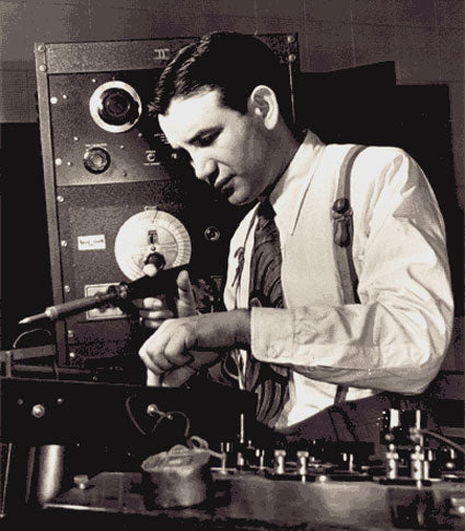 Raymond Scott / Sept 10, 1908 - Feb 8, 1994