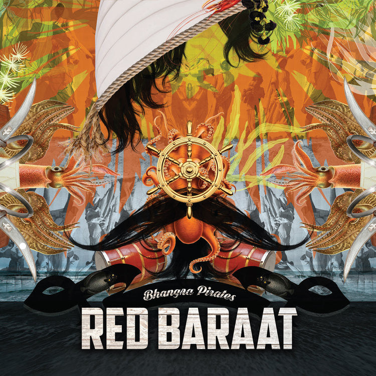 Red Baraat Spring 2017 Tour