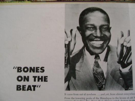 Brother Bones / Oct 4, 1902 - June 14, 1974
