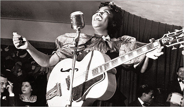 Sister Rosetta Tharpe / March 20, 1915 - Oct 9, 1973