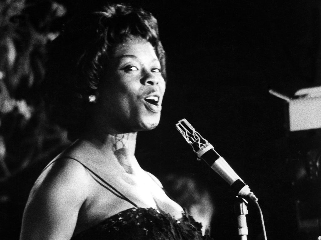 Sarah Vaughan / March 27, 1924 - April 3, 1990
