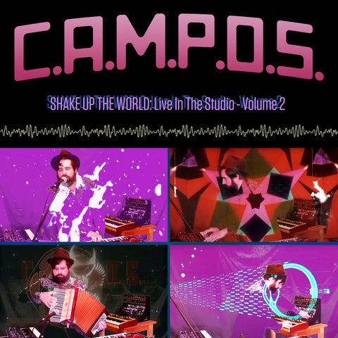 Shake Up the World: Live in the Studio, Volume 2 digital download