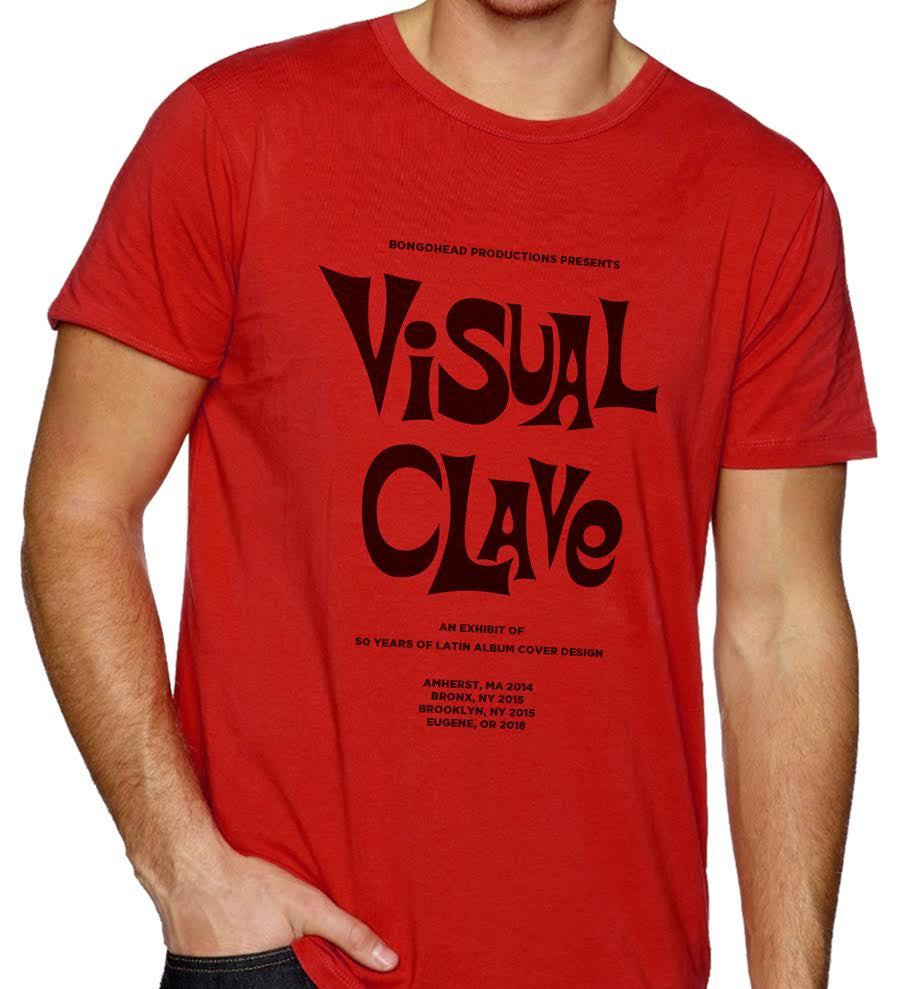 Visual Clave tee-shirt