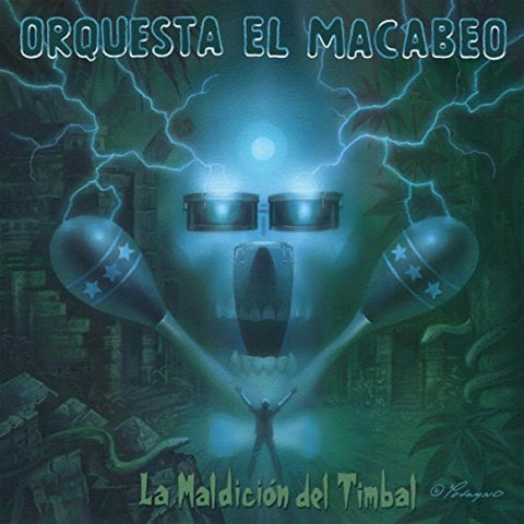 Orquesta El Macabeo - La Maldición del Timbal - LP (includes CD within)