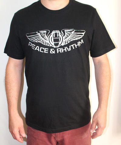 Peace & Rhythm tees!!!