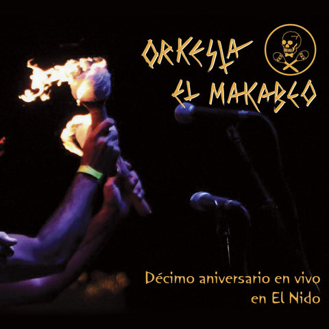 Orquesta El Macabeo - Decimo Aniversario en Vivo en El Nido (10th Anniversary Live At The Nest) - 2xLP