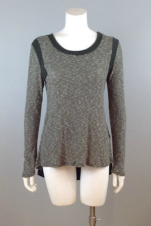 Sage Long Sleeve Top - Sweet as Jelly