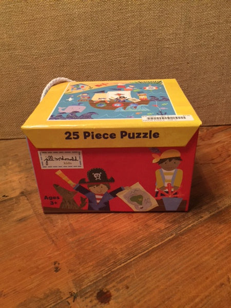 Pirate Puzzle - Sweet as Jelly