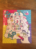 Wipe Off Coloring Book - Sweet as Jelly