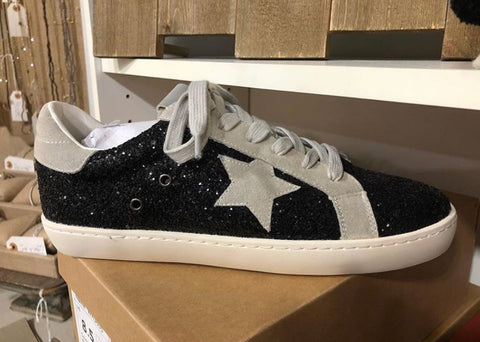 black star sneakers - Sweet as Jelly