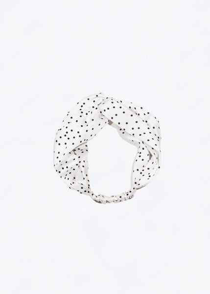 Polka dot headband - Sweet as Jelly