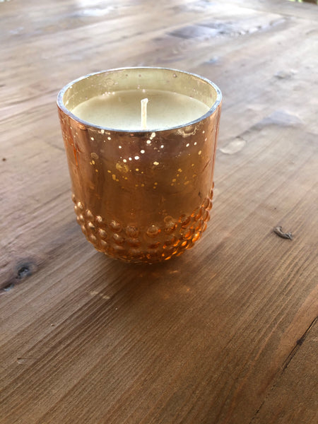 Mame Soy Candle - Rose Gold Grapefruit