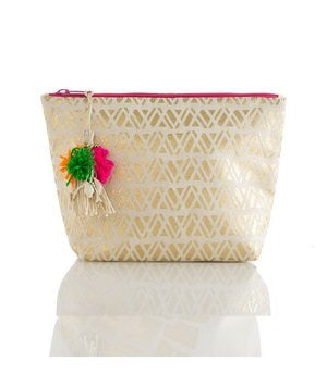 Tribal cosmetic pouch - Sweet as Jelly