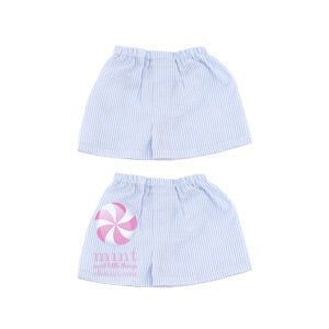 Light Blue Seersucker Toddler Shorts - Sweet as Jelly
