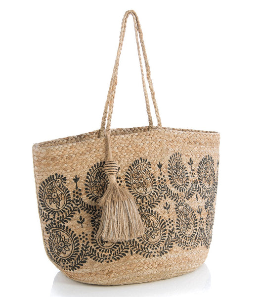 Mandala Beach Tote - Sweet as Jelly