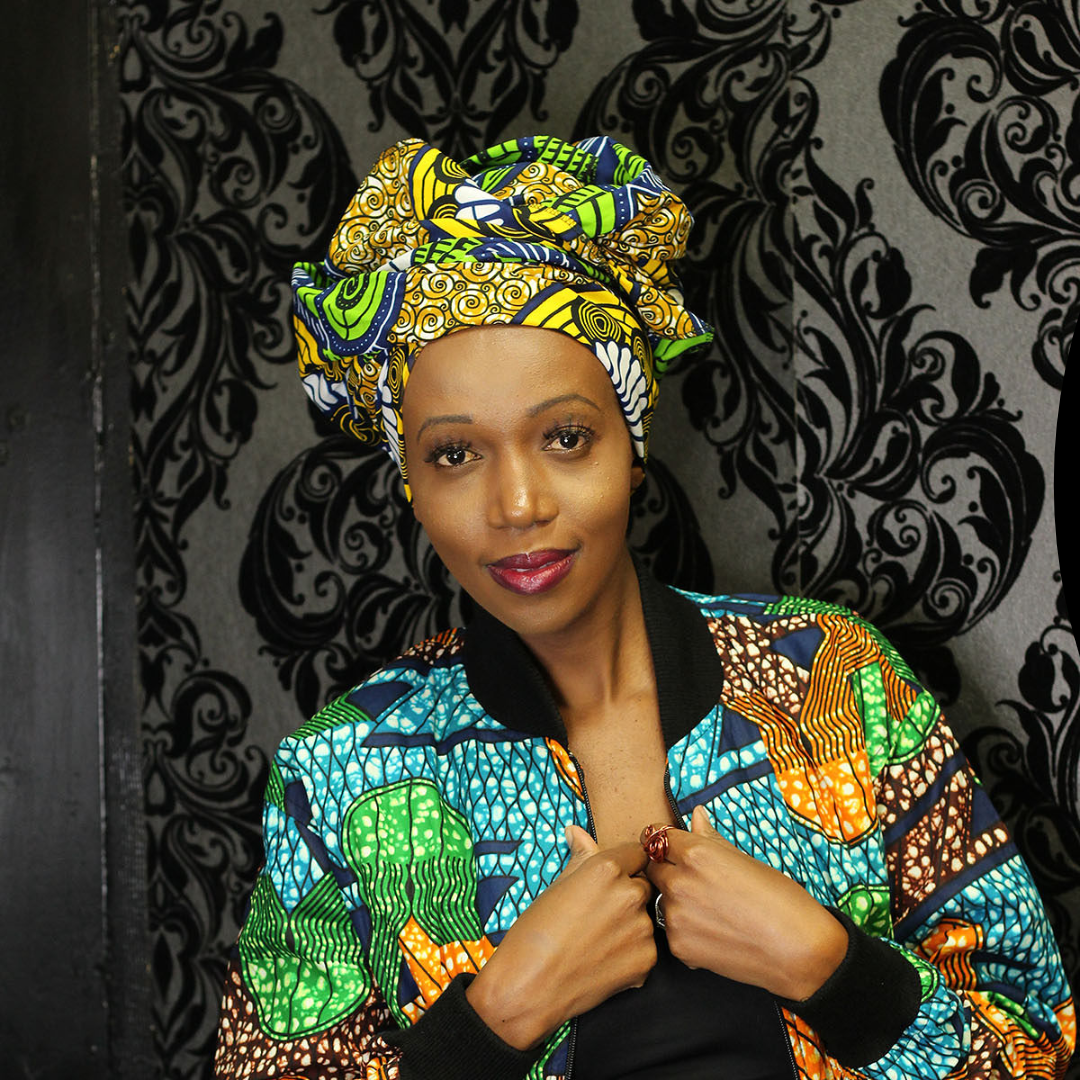 HOW TO WRAP YOUR AFRICAN / ANKARA/ KITENGE PRINT HEAD WRAP