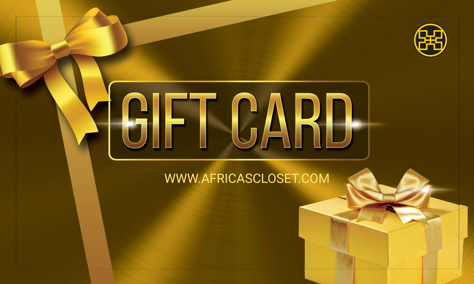 Gift  Cards At Africas Closet - Africas Closet