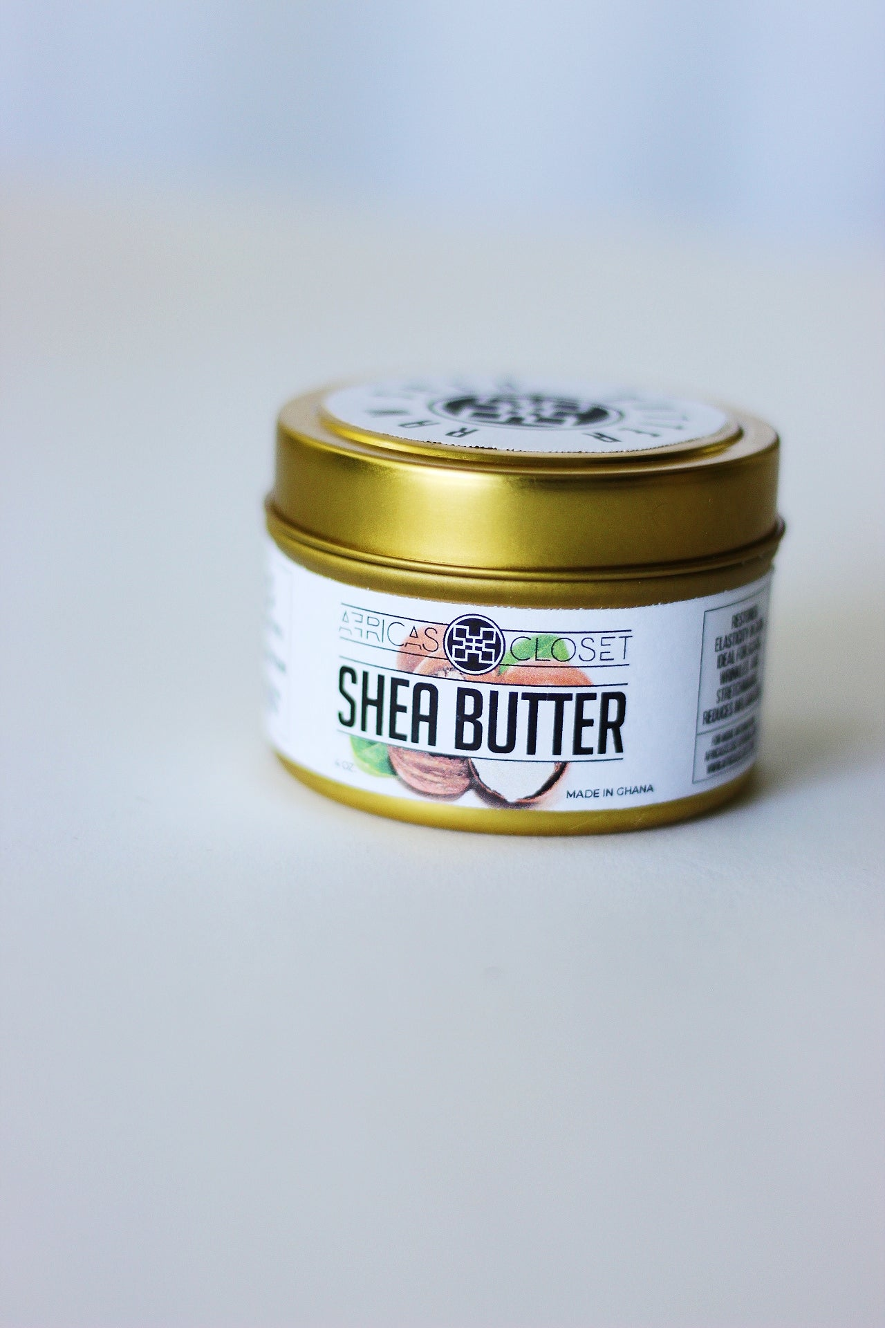 RAW AFRICAN SHEA BUTTER - Made in Ghana