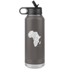 African (Map) -Water Bottle Tumblers / Stainless Steel