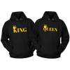 King and Queen Combo Hoodie
