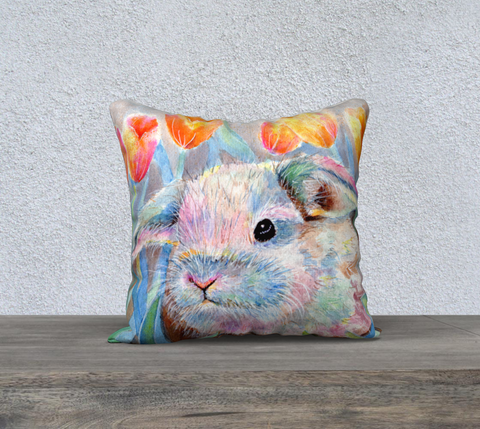 Bunny Pillowcase