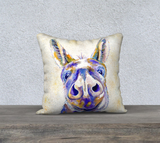 Donkey Pillowcase