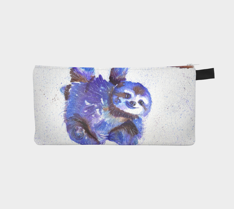 Sloth Pencil Case