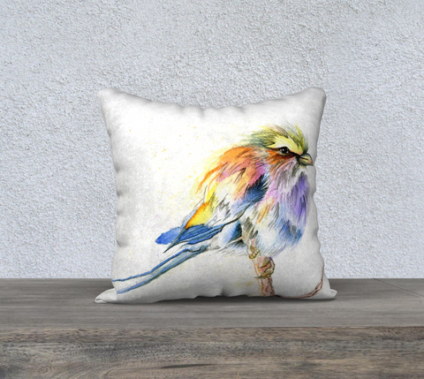 Badass Bird Pillowcase