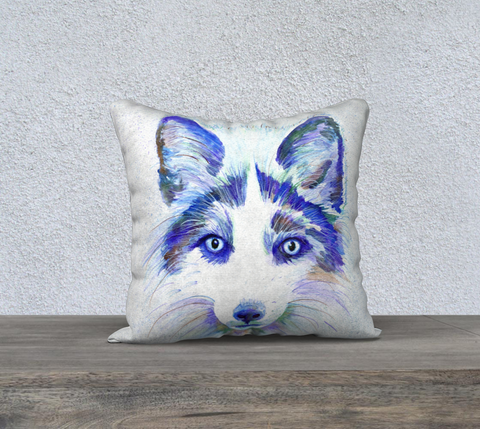 Arctic Fox Pillowcase