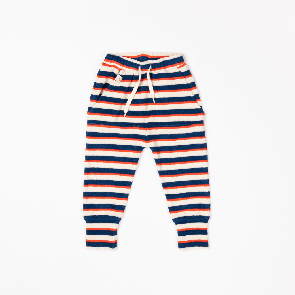 Albababy Mason Pants Solidate Blue Striped