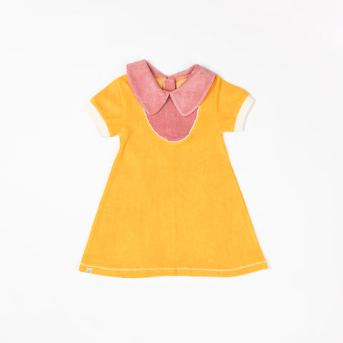 Albababy Sigrid Dress Beeswax