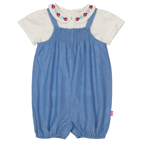 Kite Clothing Organic Ladybird Set