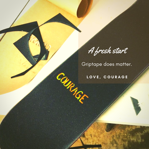 Courage Griptape