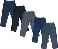 5-Pack-Work-Pants-100% Cotton