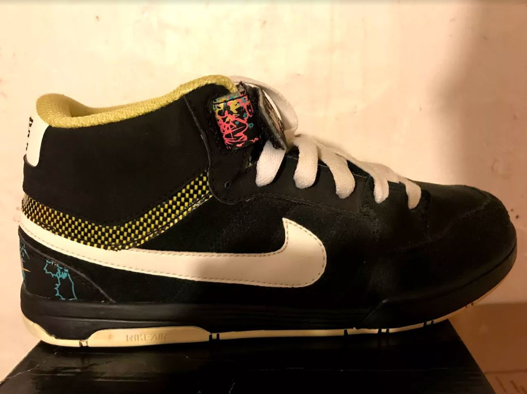 Nike Air Morgan Mid  318466-011