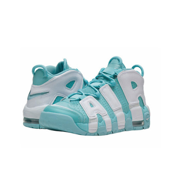 "Nike Air More Uptempo GS ""Island Green"" 415082-300"