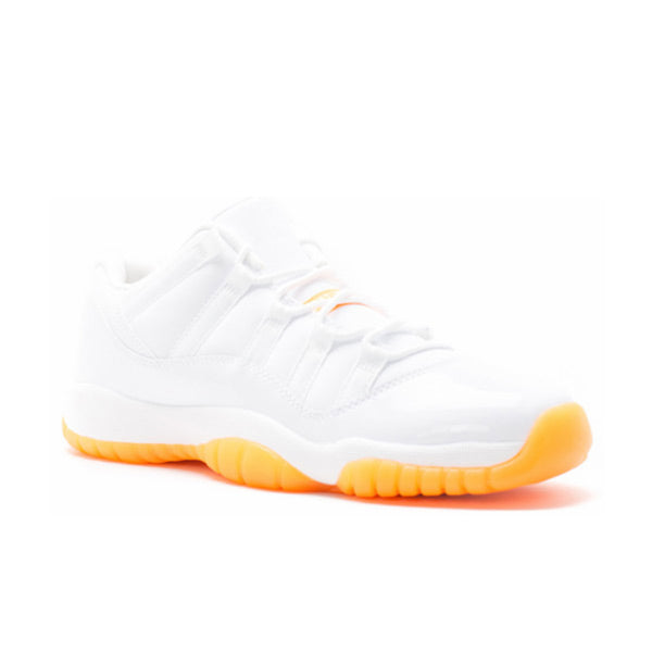 Jordan 11 Retro  XI Low Citrus (GS) 580521-139