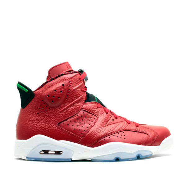 "AIR JORDAN 6 RETRO SPIZ'IKE ""HISTORY OF JORDAN"" 694091-625"