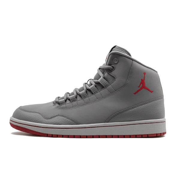 JORDAN EXECUTIVE GREY RED 820240-005 (NO BOX)