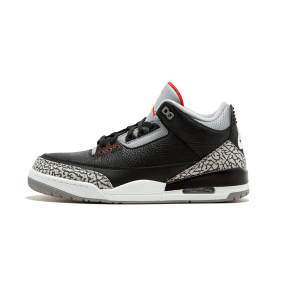 Air Jordan 3 OG Black Cement GS 854261-001