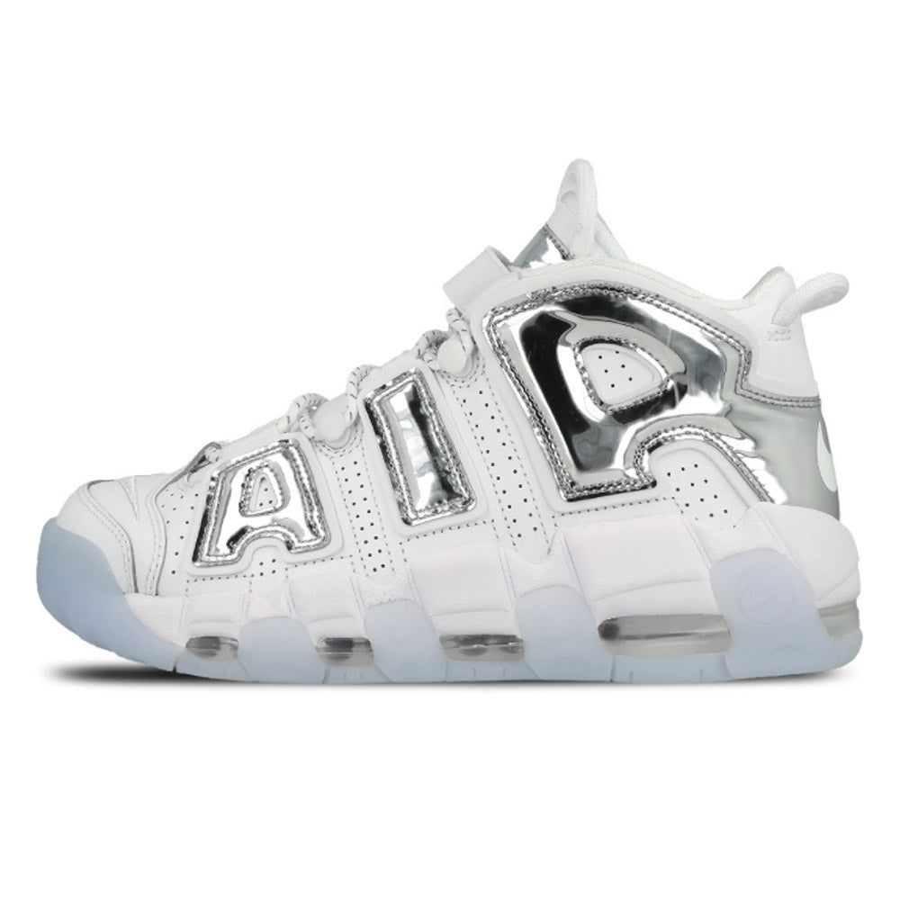 NIKE AIR MORE UPTEMPO 917593-100 Size 7.5 ~ 12 ? 100% Authentic.